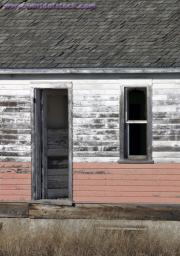Clapboard/Wood House