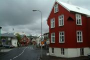 Reykjavik travelogue picture