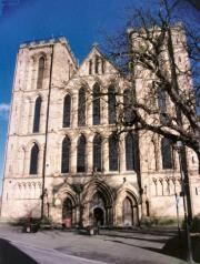 West Front, Ripon Cathedral