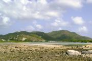 View over Well Bay on Beef Island back towards Tortola