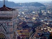 Climb the Duomo in Florence. It's worth the walk.