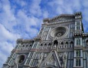 I suppose you can just look at the Duomo from the ground too...