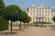 Rundāle Palace and garden