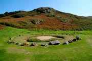 Guernsey: Mysterious ancient witches' circle.