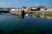 Guernsey: St Peter Port's harbour.