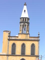 Old Cathedral Tower