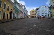 In the heart of Pelourinho, one of the most photographed bit of the old town.