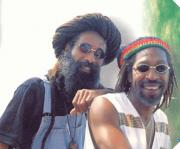 harmless Rastafarians of San Andres