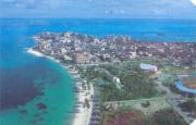 view of San Andres downtown