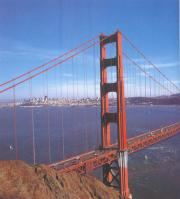 Magnificent Golden Gate of San Francisco