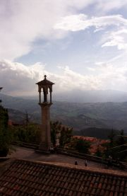 San Marino travelogue picture