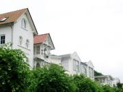 White Guesthouses which are fully restored