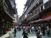 TaikangLu Street with many shops for young talents in Art