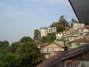SHIMLA FROM HOTEL BALCONY