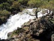 shimbar waterfall