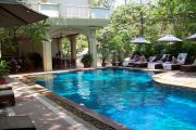 Pool at Casa Angkor Hotel