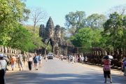 Entry to the Bayon