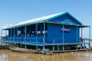 Floating village School