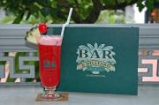 Singapore Sling Cocktail.