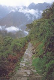 Old Inca Trail