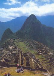 no words to describe Machu Picchu