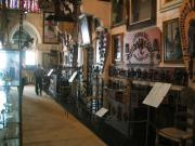 Museu Cau Ferrat with its large collection of wrought iron