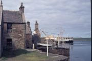 Orkney Islands 1976, Stromness, TheOldest House