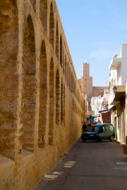 Sousse's medina and walls