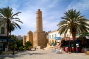 The Ribat and the square
