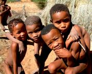 The Bushmen children