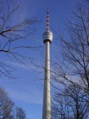 The TV tower, built in 1956 and still standing!