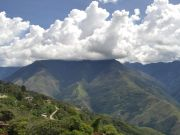 The Andes in Coroico