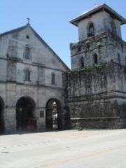 The church at Baclayon is the oldest in Bohol