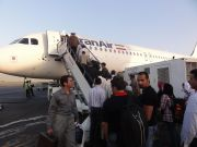 Plane to Shiraz