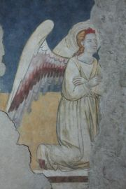 Fresco in Church of San Peter