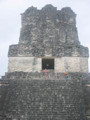 Me on top of Temple II