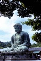The Great Buddha (Dai-Butsu) of Kamakura