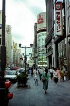 The Ginza District