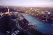 Niagra's Horseshoe Falls from