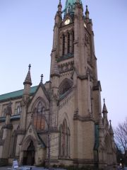 St. James Cathedral is right downtown