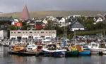 Torshavn travelogue picture