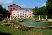 The Palace of Trier and garden