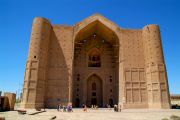 Turkistan travelogue picture