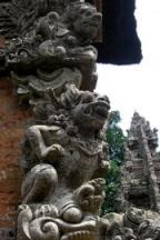 Pura Dalem Agung Temple, Sacred Monkey Forest