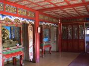 Inside Bogd Khan Palace