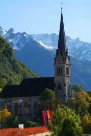Vaduz church