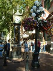 The Steam Clock of Gastown