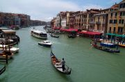 Canale Grande - from the Rialto Bridge