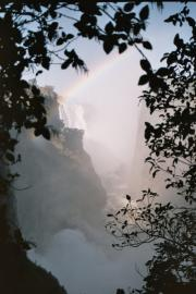 Victoria Falls National Park travelogue picture