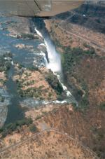 Victoria Falls travelogue picture